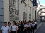 VISITA AL MUSEO CANARIO DE 5º Y 6º DE PRIMARIA