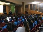 CHARLA CON EL INSPECTOR DE LA POLICÍA NACIONAL