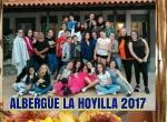 ALBERGUE LA HOYILLA 2017