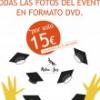 GRADUACIÓN ORLA DVD